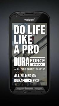 Verizon DuraForce PRO Portrait apk screenshot