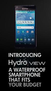 Cricket Hydro VIEW by Kyocera apk screenshot