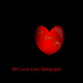 KM Love Live Wallpaper icon