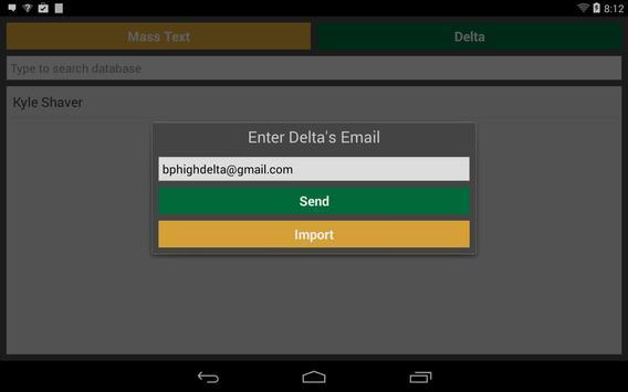 Lambda Chi Alpha - Delta Tool apk screenshot
