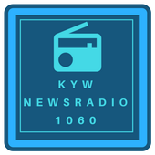 KYW Newsradio 1060 Philadelphia AM Radio Station icon