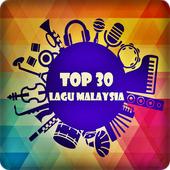 Top 30 Lagu Malaysia (Lyrics) icon