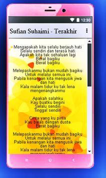 Top 30 Lagu Malaysia (Lyrics) screenshot 3