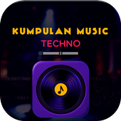 Techno Music collection icon