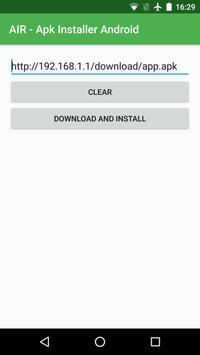 AIR - Apk Installer Android screenshot 1
