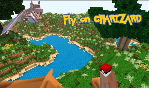 Pokecraft : pixelmon GO Mode poster