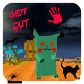 Halloween: pixelmon zombie mod icon
