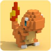 Pocket craft : pixelmon MCPE icon