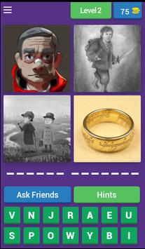 4 Pics 1 Celebrity apk screenshot