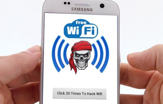Wifi Hacker Prank poster