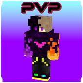 PVP SKin For MCPE icon