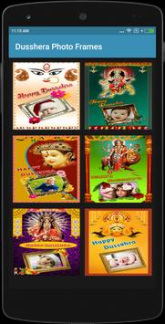 Dussehra Wishes Photo Frames apk screenshot