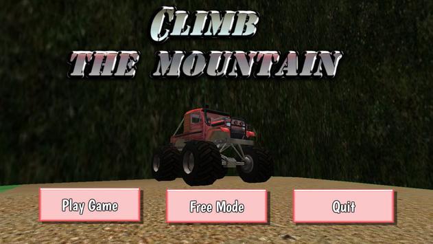 Climb The Mountain 4x4 apk screenshot