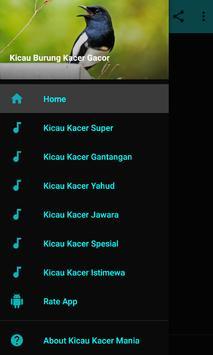 Kicau Kacer Mania poster