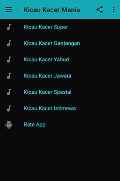 Kicau Kacer Mania screenshot 1