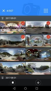 Polaroid360cam screenshot 3