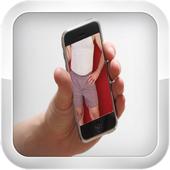 كاشف الملابس الداخلية  Prank icon