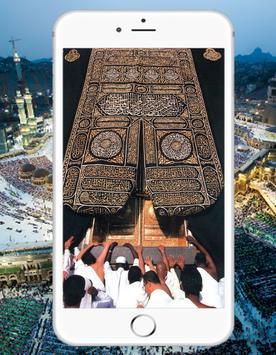 Kaaba Wallpaper poster