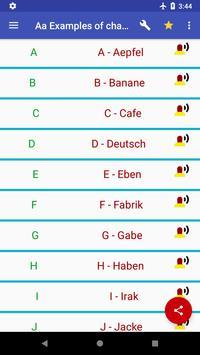 ABC & 123 - German alphabet and numbers screenshot 3