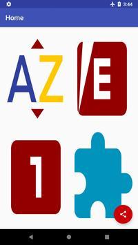 ABC & 123 - German alphabet and numbers screenshot 1