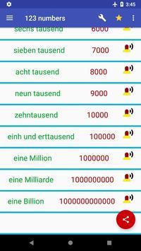 ABC & 123 - German alphabet and numbers screenshot 7