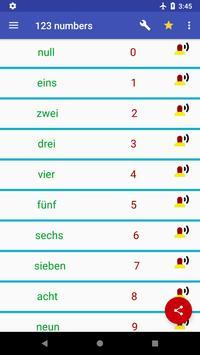 ABC & 123 - German alphabet and numbers screenshot 6