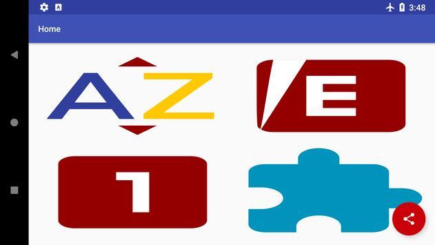 ABC & 123 - German alphabet and numbers screenshot 8