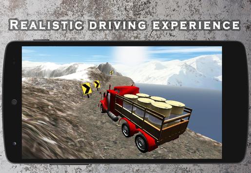 Truck Driver Cargo apk screenshot