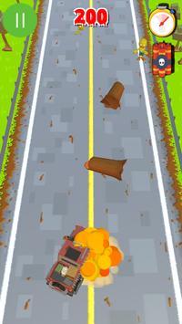Zombie Drive - Endless Kills poster