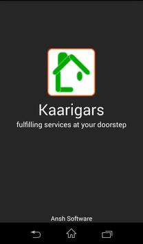 Kaarigars - Home Services screenshot 4