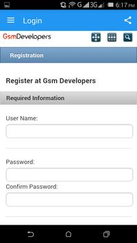 Gsm Developers for Android - APK Download