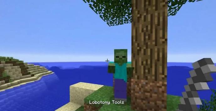 Lobotomy Mod for MCPE screenshot 4