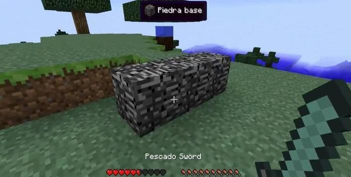 Pescado Mod for MCPE screenshot 2