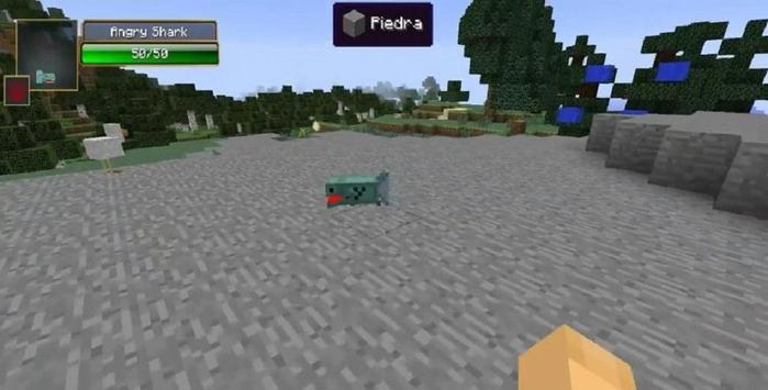 Pescado Mod for MCPE screenshot 3