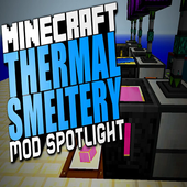 Thermal Smeltery Mod for MCPE for Android - APK Download