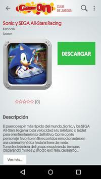 GameOn screenshot 3