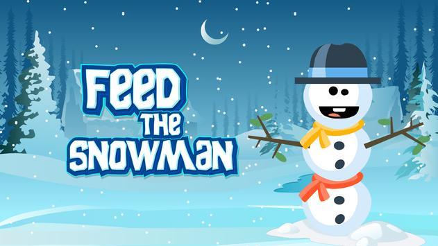 Feed The Snowman apk screenshot