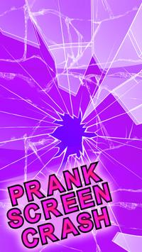 Prank Screen Crash poster