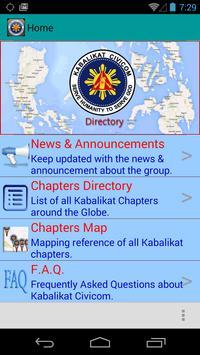 Kabalikat Civicom Directory poster