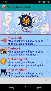 Kabalikat Civicom Directory apk screenshot