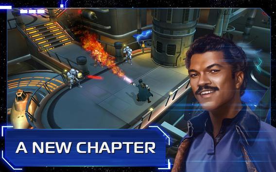Star Wars™: Uprising poster