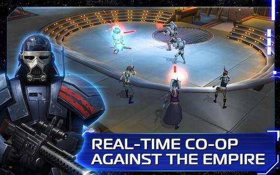 Star Wars™: Uprising apk screenshot