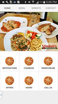 Vindoli's Pizzeria & Grill poster