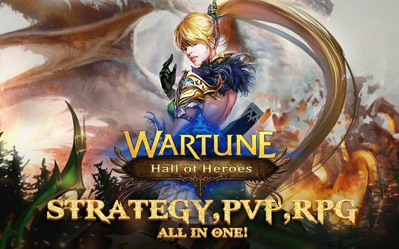 Wartune poster