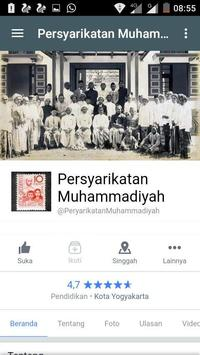 KABAR MUHAMMADIYAH screenshot 3