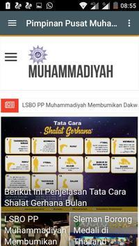 KABAR MUHAMMADIYAH screenshot 1