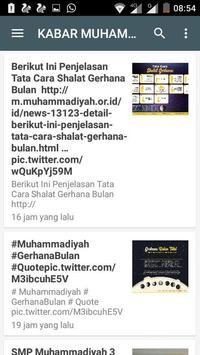 KABAR MUHAMMADIYAH screenshot 4