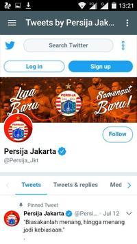 KABAR PERSIJA JAKARTA screenshot 2