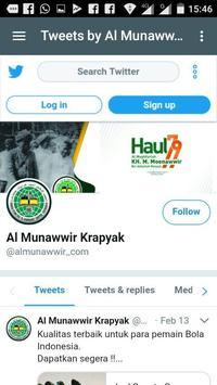 KABAR PP ALMUNAWWIR KRAPYAK screenshot 3