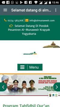 KABAR PP ALMUNAWWIR KRAPYAK screenshot 4